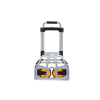 a517a4d5607b Amazon.com: Aluminum Alloy Load Trolley, Universal Wheel, Luggage ...