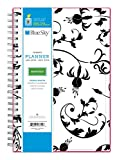 Blue Sky 2018 Weekly & Monthly Planner, Twin-Wire Binding, 5'' x 8'', Analeis