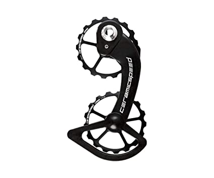 8d01a0c5870 Amazon.com : CeramicSpeed OSPW Alloy Shimano 10+11S : Sports & Outdoors