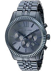 Michael Kors Mens Lexington Blue Watch MK8480