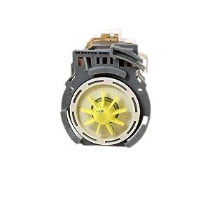 Whirlpool W10876537 Drain Pump