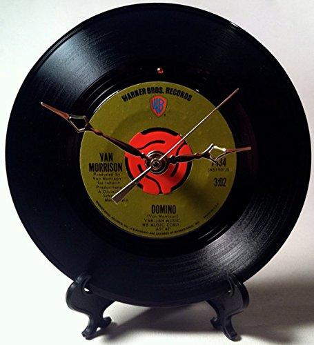 (Record Clock - Recycled VAN MORRISON 7