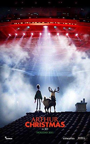 Arthur Christmas Poster.Amazon Com Arthur Christmas Poster 27 X 40 Posters