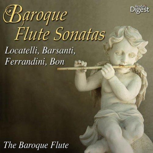 Locatelli, Barsanti, Ferrandini, Bon: Baroque Flute Sonatas ()