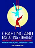 img - for Crafting and Executing Strategy book / textbook / text book