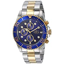 Invicta Men's 1773 Pro Diver Collection Chronograph Watch
