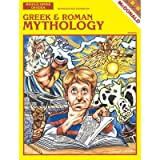 MCDONALD PUBLISHING MC-R296 GREEK & ROMAN MYTHOLOGY GR. 6-9