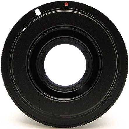 LOMO-LOMO HELIOS 44-2 Russian Lens Canon EOS EF Mount 7D 5D Mark II III IV