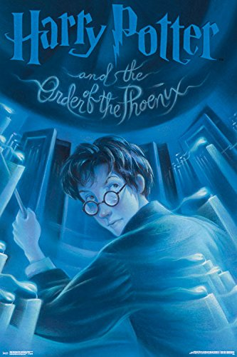 Trends International Harry Potter and the Order of the Phoenix Collector's Edition Wall Poster 24