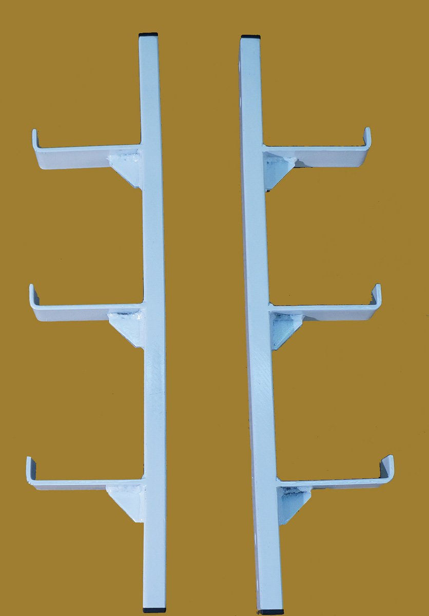 TDS Wall Mount Bar Rack - Made in The USA