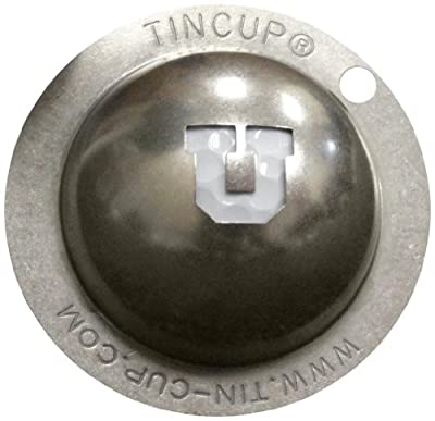 Tin Cup University of Utah Golf Ball Marking Stencil, Steel