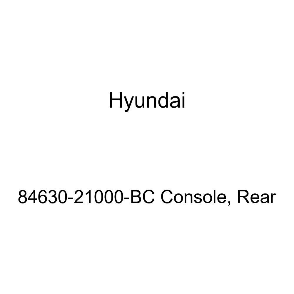 Genuine Hyundai 84630-21000-BC Console Rear
