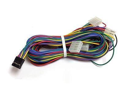 Trackball Wiring Harness - Data Wiring Diagram