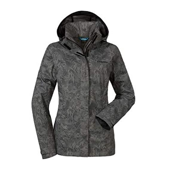 Schöffel Damen Jacket Easy L3 AOP Jacke Unwattiert: Amazon