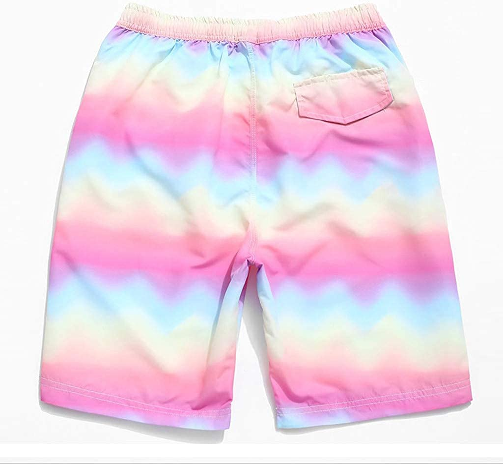 Fashion! SFE Men Summer Shorts,Men Casual Star Printed Beach Casual Men Short Trouser Shorts Pants