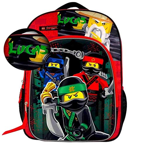 Personalized Licensed Ninjago Character Backpack - 16 -