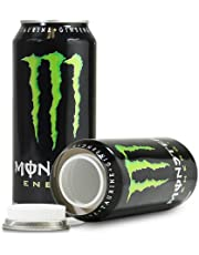 Gastro Club Compatible with Monster Energy Drink Green Can Diversion Stash Safe