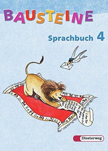 BAUSTEINE Sprachbuch 2003: Sprachbuch 4