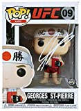 Georges St-Pierre Signed Autographed UFC FUNKO
