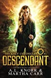 Descendant: The Revelations of Oriceran (The Kacy Chronicles)