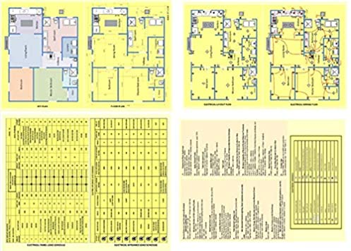 Floor Plan Wiring Diagram Wiring Diagram