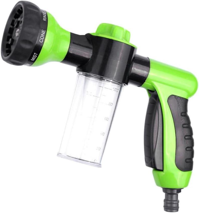 High Pressure Car Washer Foam Cleaning Water Gun For Garden Sprinkler Nozzle