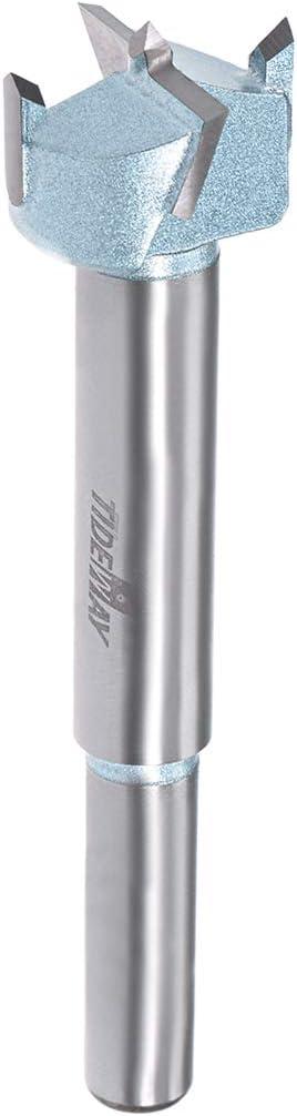 Sourcingmap 21/mm pour charni/ère Foret Forstner avec queue de 8/mm de diam/ètre