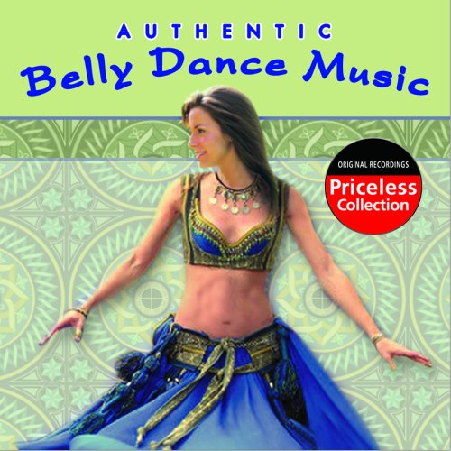 Authentic Belly Dance Music (Belly Dance Cd)