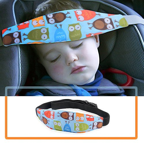 Baby Head Support for Car Seat-Car Seat Head Support for Toddler-Car Pillow-Child Car Seat Head Support-Safety Car Seat Neck Relief-Offers Protection and Safety for Kids-Baby Shower Gift from Luckyiren