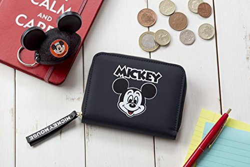 Mickey Mouse MINI WALLET BOOK 画像 B