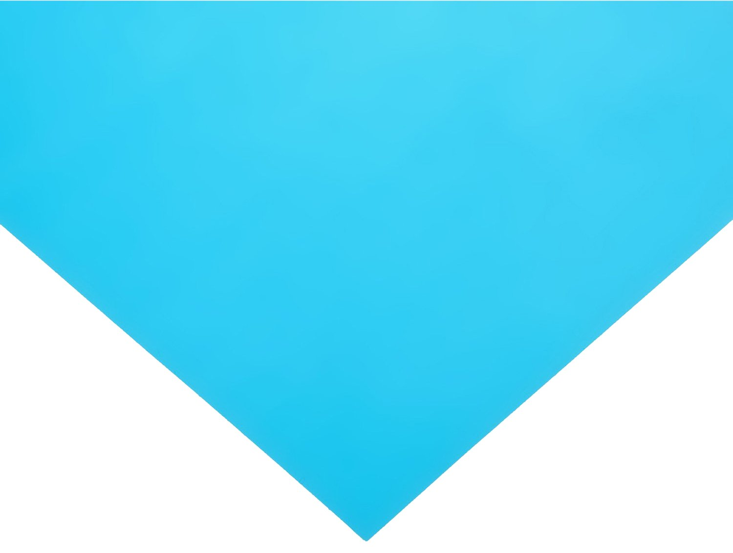 Polyester Shim Stock, Flat Sheet, Blue, 0.005'' Thickness, 10'' Width, 20'' Length (Pack of 10) by Small Parts