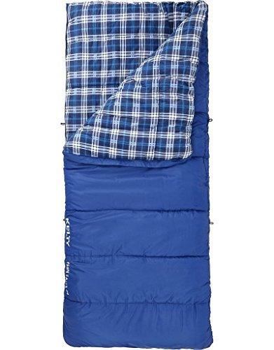 Kelty Fern Falls 20 Degree Sleeping Bag, Blue (Cycling Sleeping Bag)