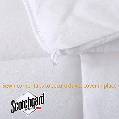 DECROOM White Comforter Set King Comforter Sets