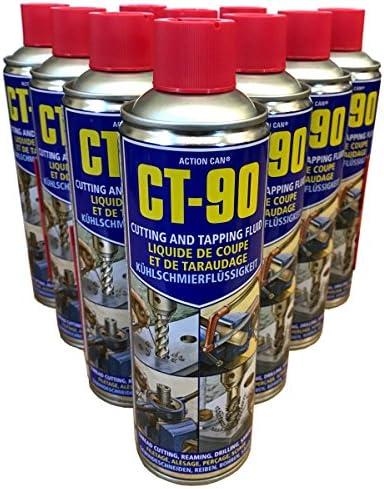 CT (3Stück) Action Können ct-90, Blechschrauben Fluid Spray 500ml Aerosol.