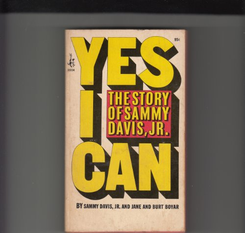 Yes I Can by Sammy Davis and Jane and Burt Boyar