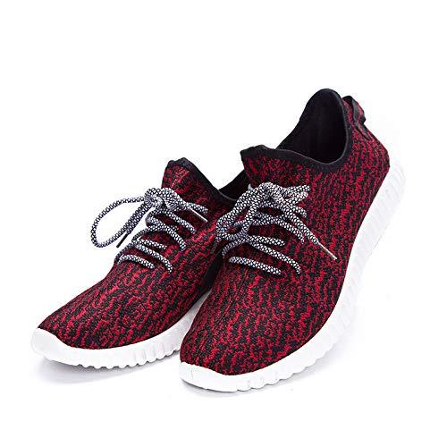 Mujer Calzado Deportivo Calzado Hasag para Rojo Rojo para Zapatos Deportivo 68e5b4