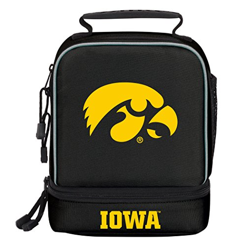 Iowa Hawkeyes Lunch Box - The Northwest Company NCAA Iowa Hawkeyes
