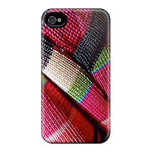 Iphone Case - Tpu Case Protective For Iphone 4/4s- Rolled Scarf