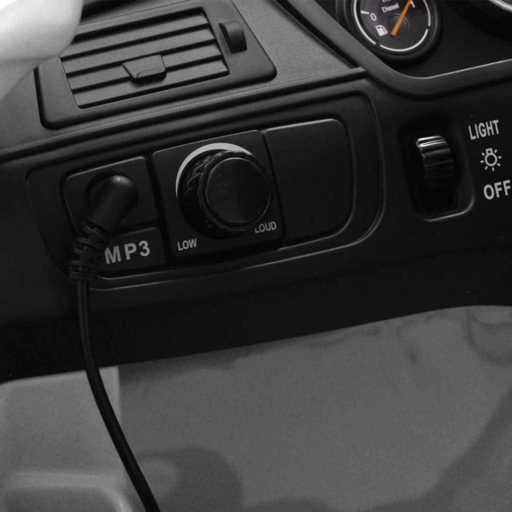 radio im kinderauto von bmw