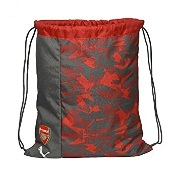 Puma Unisex Arsenal Camo Fanwear Sack Gym Bag 41388415c626d