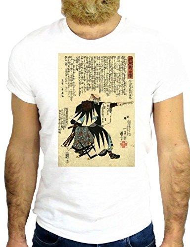 T SHIRT JODE Z1840 JAPAN MANGA CARTOON LADY FUNNY COOL FASHION NICE GGG24 BIANCA - WHITE S