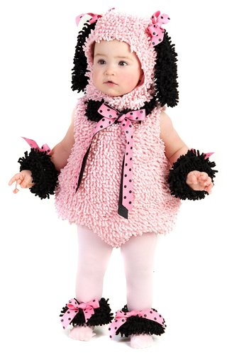 Best Halloween Costumes For Baby Girl (Pink Poodle Infant/Toddler Costume(12-18 Months-Pink))