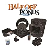 HALF OFF PONDS - Simply Ponds 1200 Water Garden and Pond Kit with 15 Foot x 15 Foot EPDM Liner - X8-0