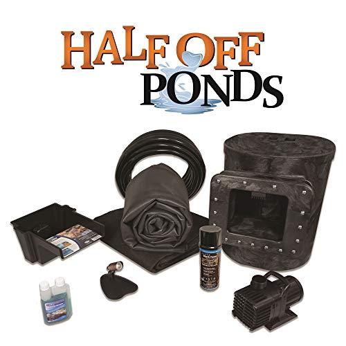 Amazon.com: Simply Ponds 1200 X8 y PVCX8 Series - Kit de ...