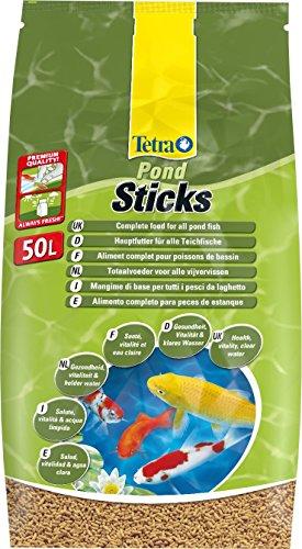 Tetra Tetrapond Sticks, 40 Litre Plus 10 Litre Free