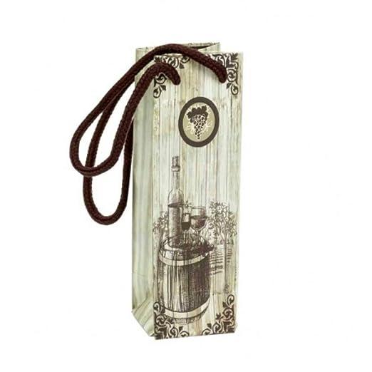 Botellas De Vino Para Regalar En Bautizos.Lote De 40 Bolsas Decorativas Para Botellas De Vino O