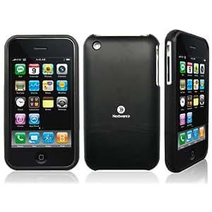 Nextware - Funda de policarbonato para el iPhone 3G, negro