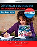 img - for American Government and Politics Today: Essentials 2015-2016 Edition (with MindTap Political Science, 1 term (6 months) Printed Access Card) (I Vote for MindTap) book / textbook / text book