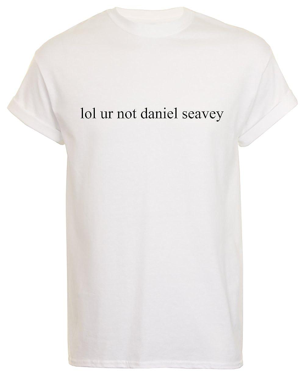 ce9deabf0 TeeIsland LOL ur not zach Herron Daniel seavey Jonah Marais Corbyn Besson T  Shirt: Amazon.co.uk: Clothing