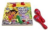 Nick Jr. Dora the Explorer Shake it Up! Storybook with Maracas